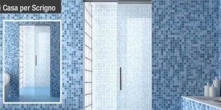 Porta Scrigno per doccia: funzionale, salvaspazio e di design