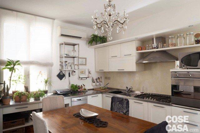 Mix di stili una casa arredata a schema libero cose di casa for Stili di progettazione del piano casa della nigeria