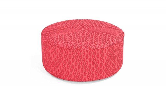 made.com-lulu-medium-pouffe-raspberry-and-coral