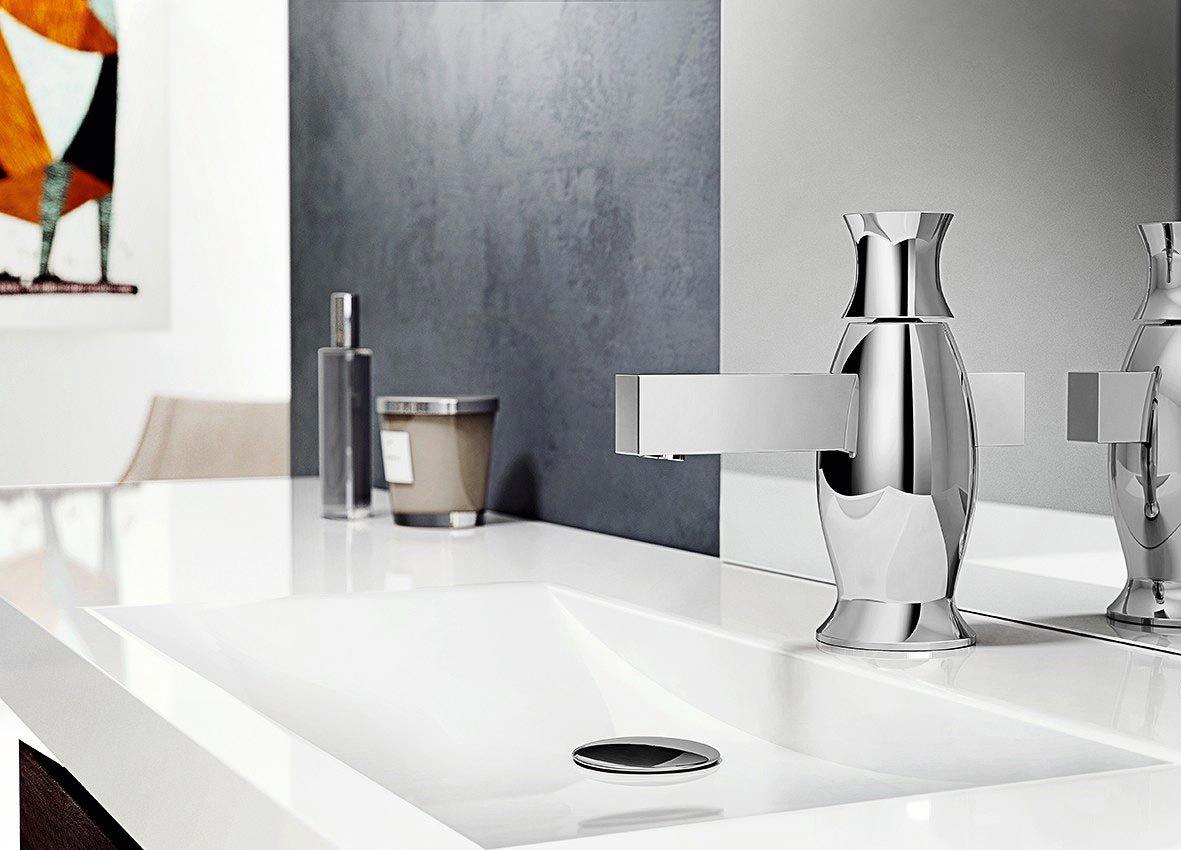 Rubinetti per lavabo modelli diversi per ogni bagno cose di casa