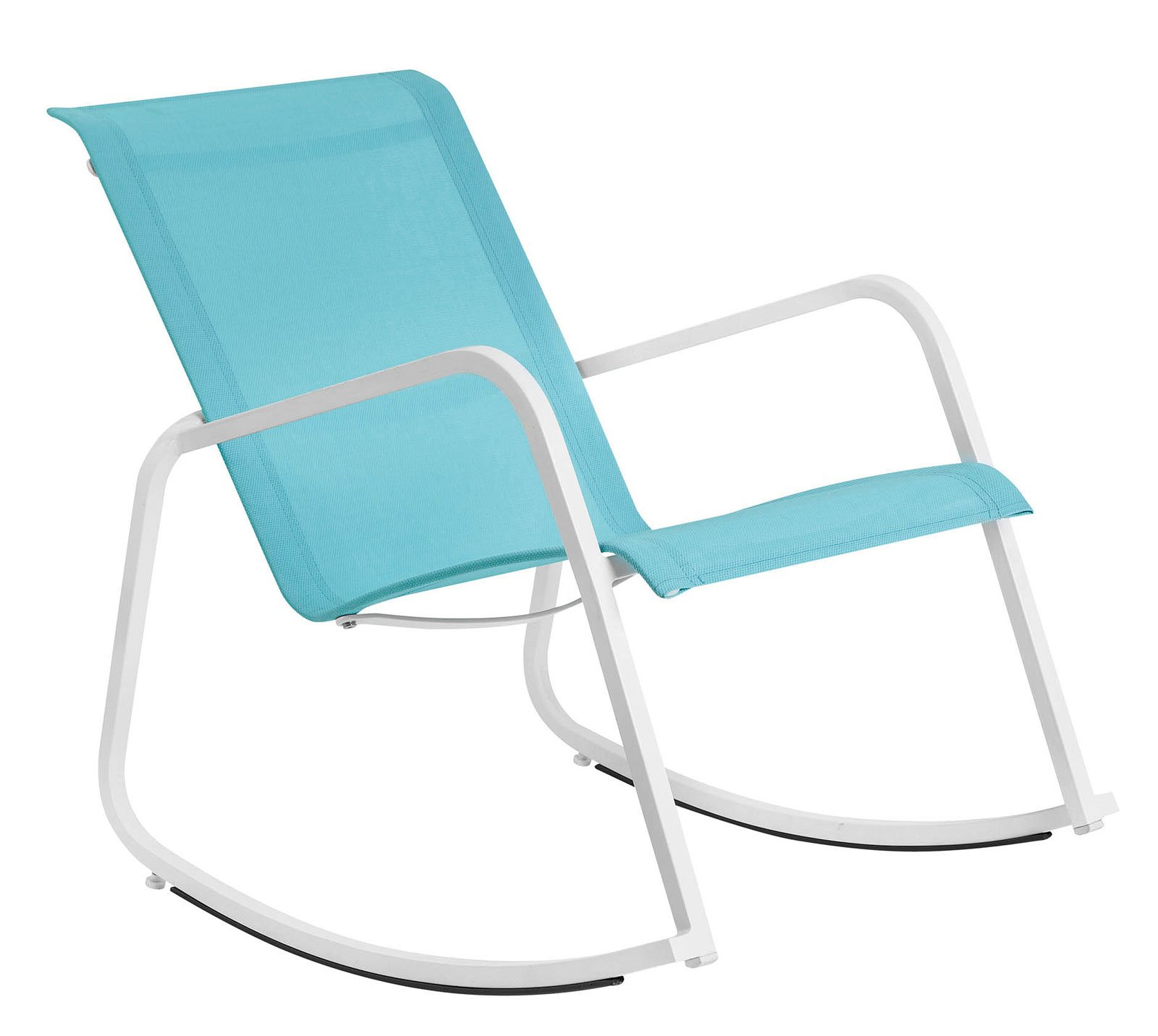 Una sedia a dondolo per arredare il soggiorno o la camera for Coin arredamento
