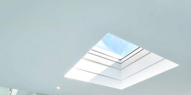 Finestre per tetti piani o a falda