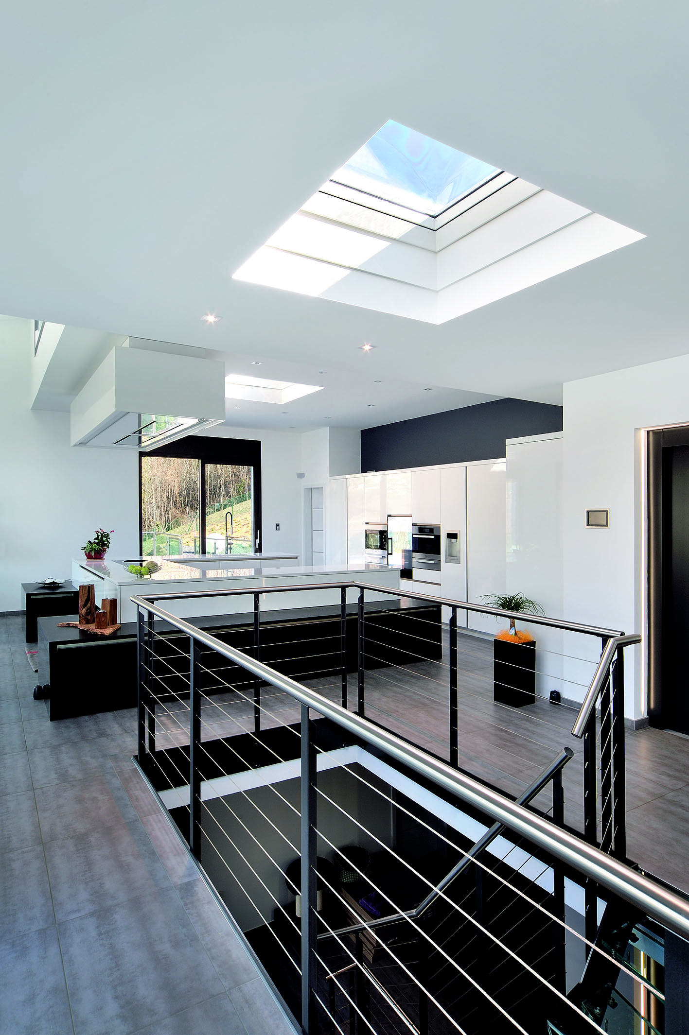 Finestre per tetti piani o a falda cose di casa for Costo per costruire piani di casa