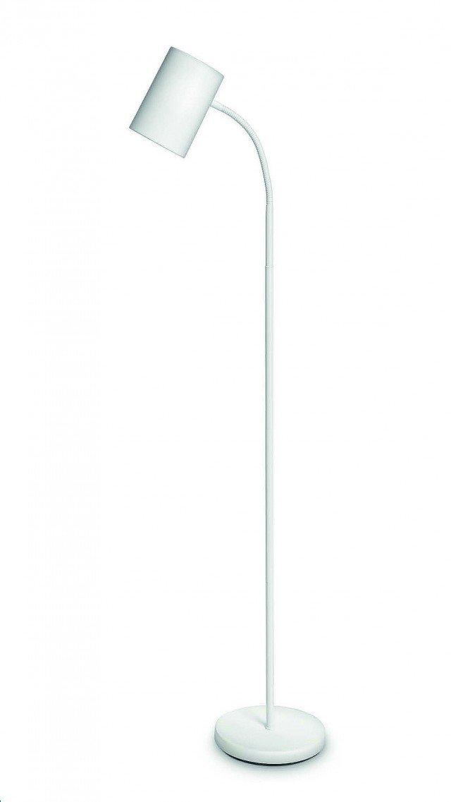 Grazie al collo flessibile la piantana Himroo di Philips consente di orientare la luce in base alla necessità. È in metallo e misura H 142 cm. € 49,90*