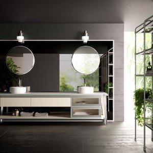 Scavolini Bathrooms, Diesel Open Workshop Bathroom