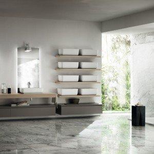 Scavolini Bathrooms, collezione Ki
