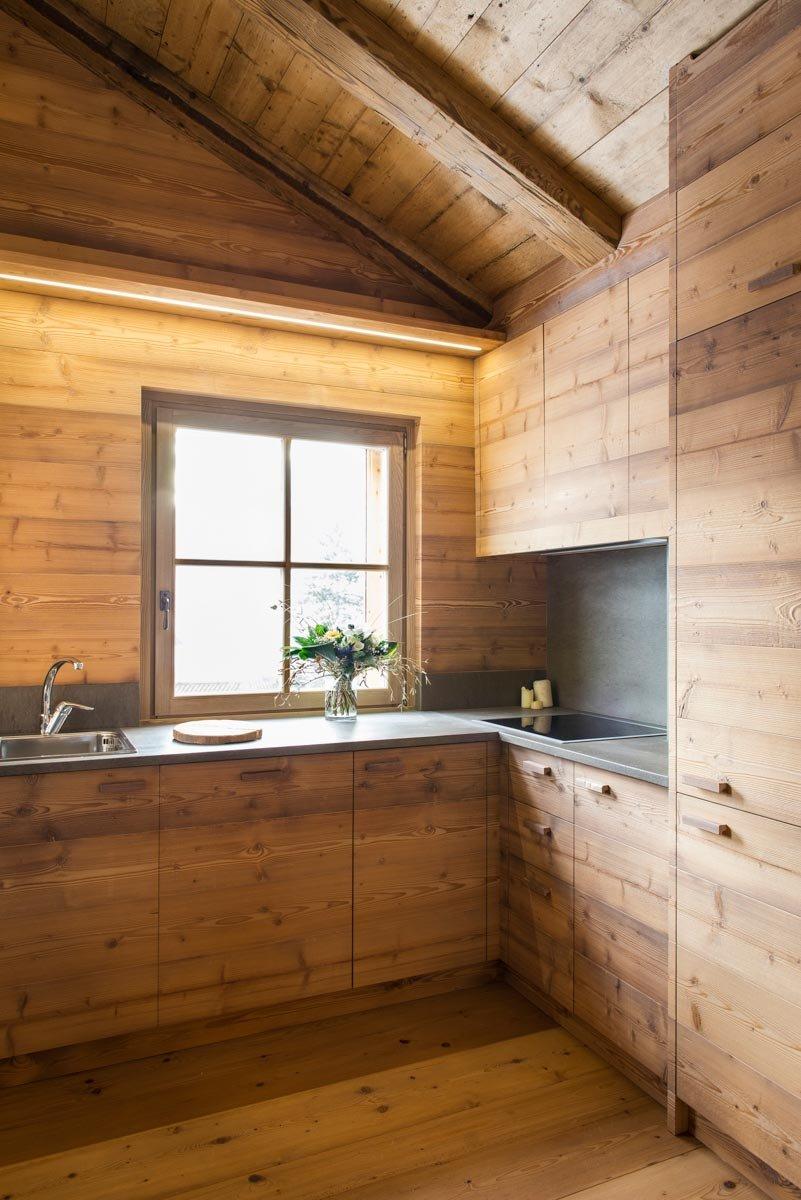 Casa di montagna moderna e funzionale e che fa for Arredamento case moderne foto