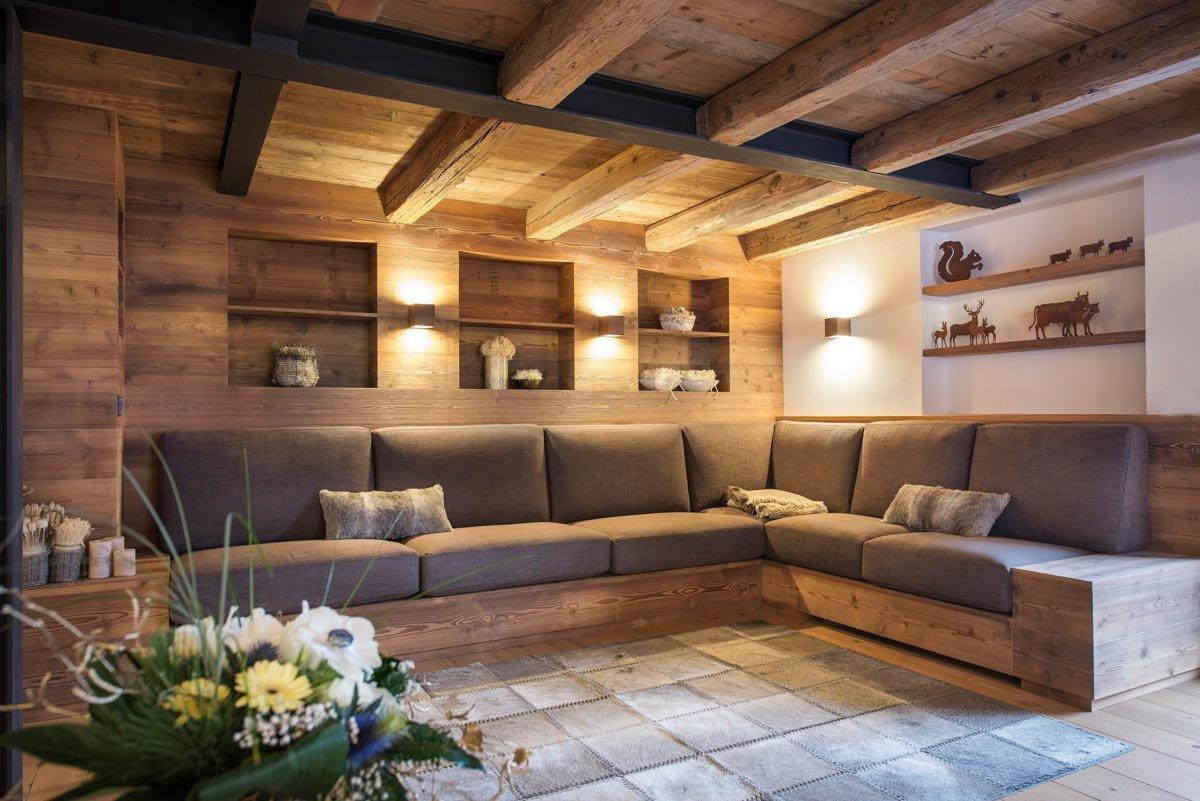 Casa di montagna moderna e funzionale e che fa risparmiare energia cose di casa - Illuminazione casa moderna ...