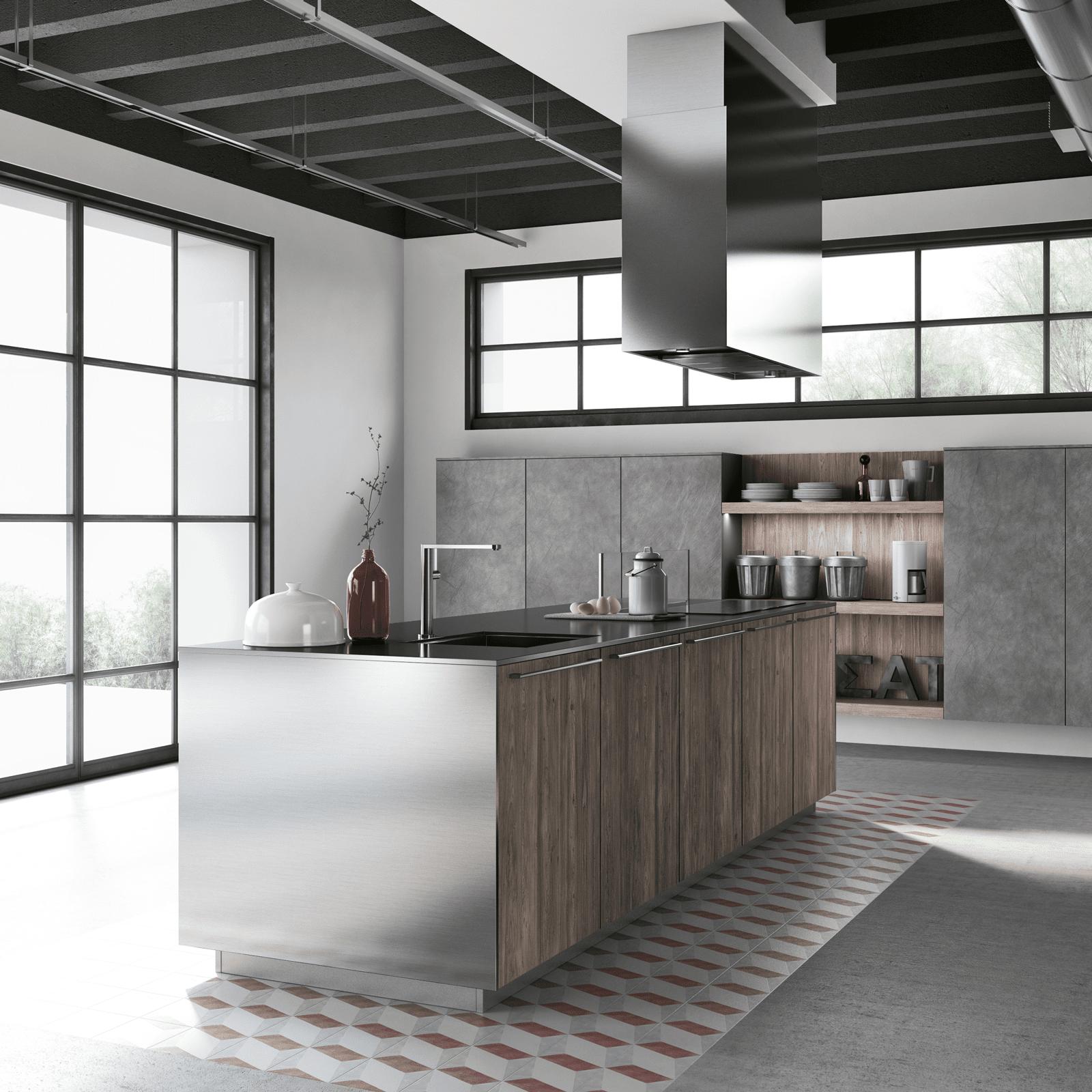 Marche cucine moderne latest cucine moderne marche cucine moderne mobili marche arredamento - Marche cucine moderne ...