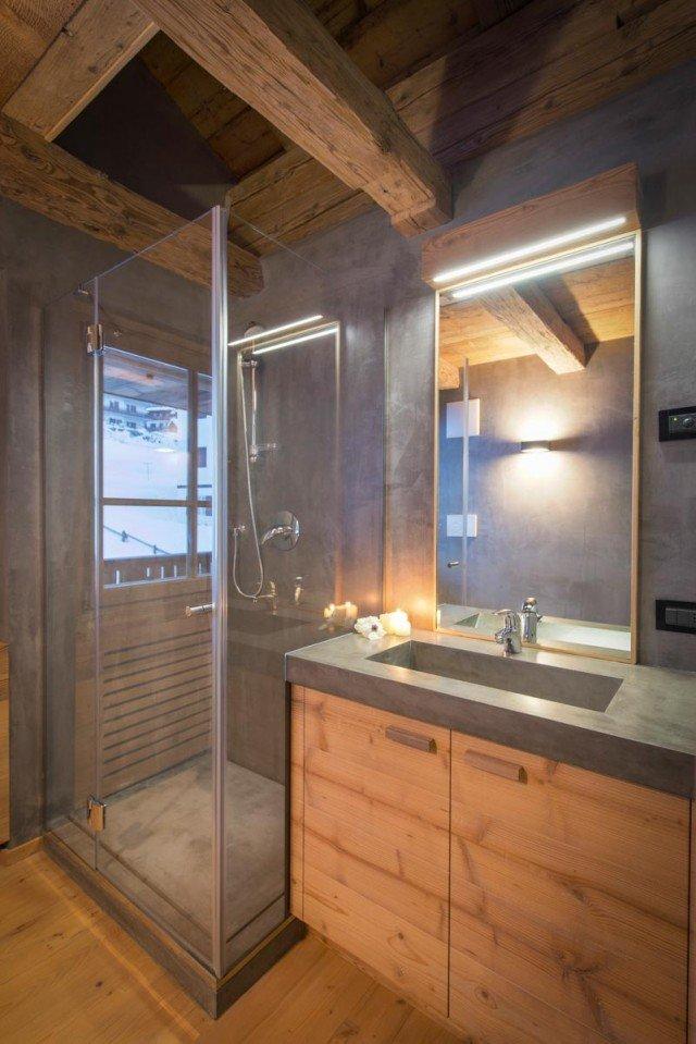 Casa di montagna moderna e funzionale e che fa for Casa moderna senza tetto