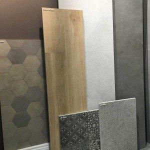 Piastrelle effetto legno anche a parete cose di casa - Piastrelle di schiuma di legno greatmats ...