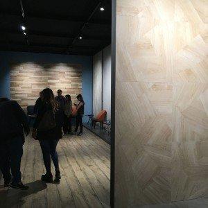 Cersaie 2016 Ceramica Sant'Agostino piastrelle effetto legno