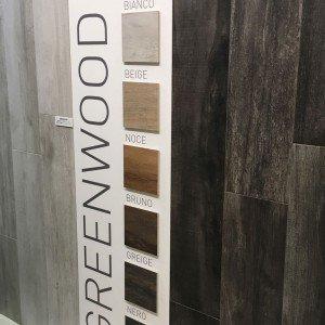 Cersaie 2016 Ceramica Rondine: piastrelle effetto legno