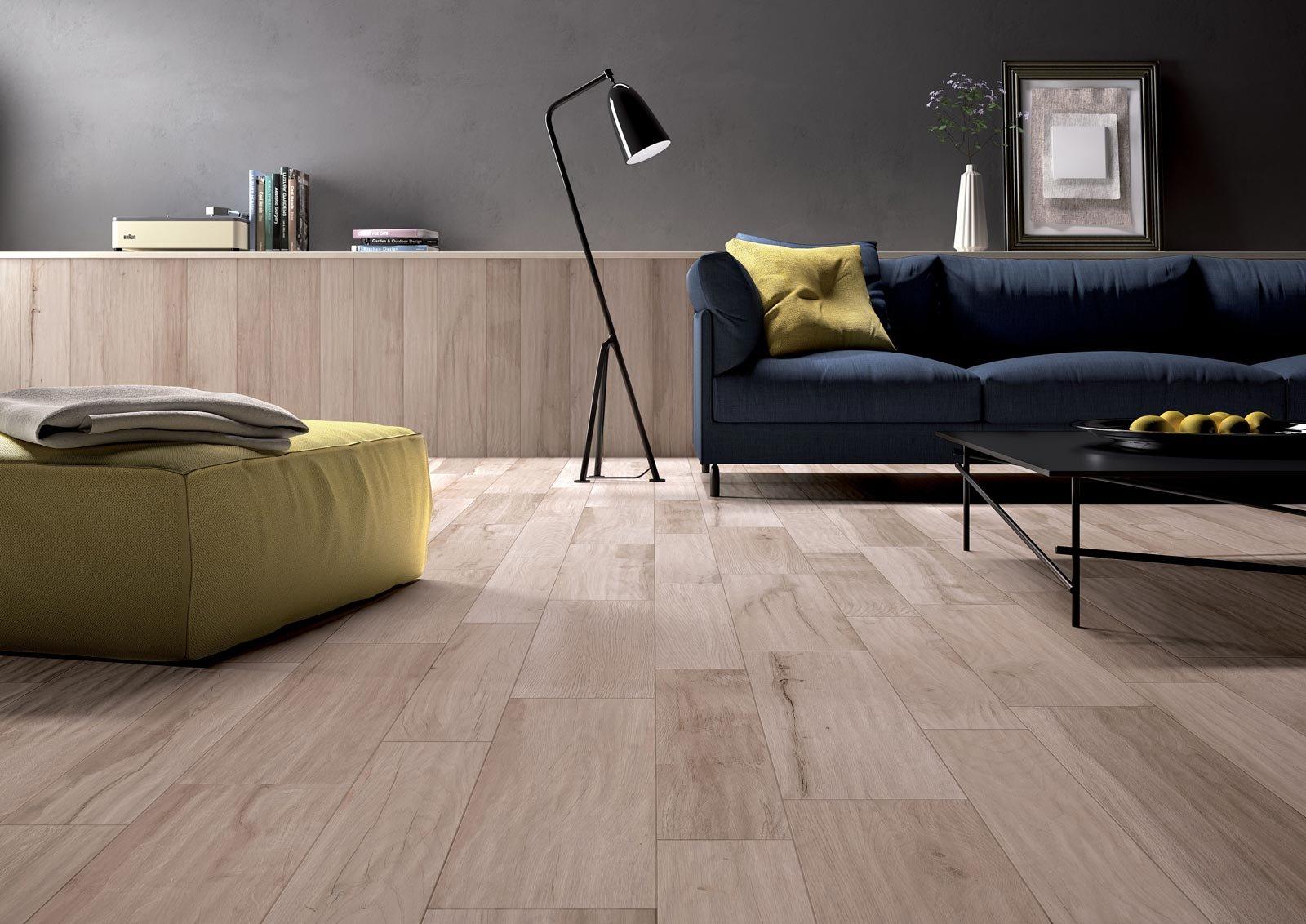 Perfetta planarità delle piastrelle effetto legno con ABK - Cose ...