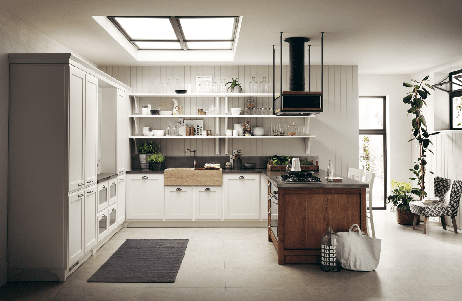 Beautiful Cucina Stile Inglese Ideas - bakeroffroad.us ...