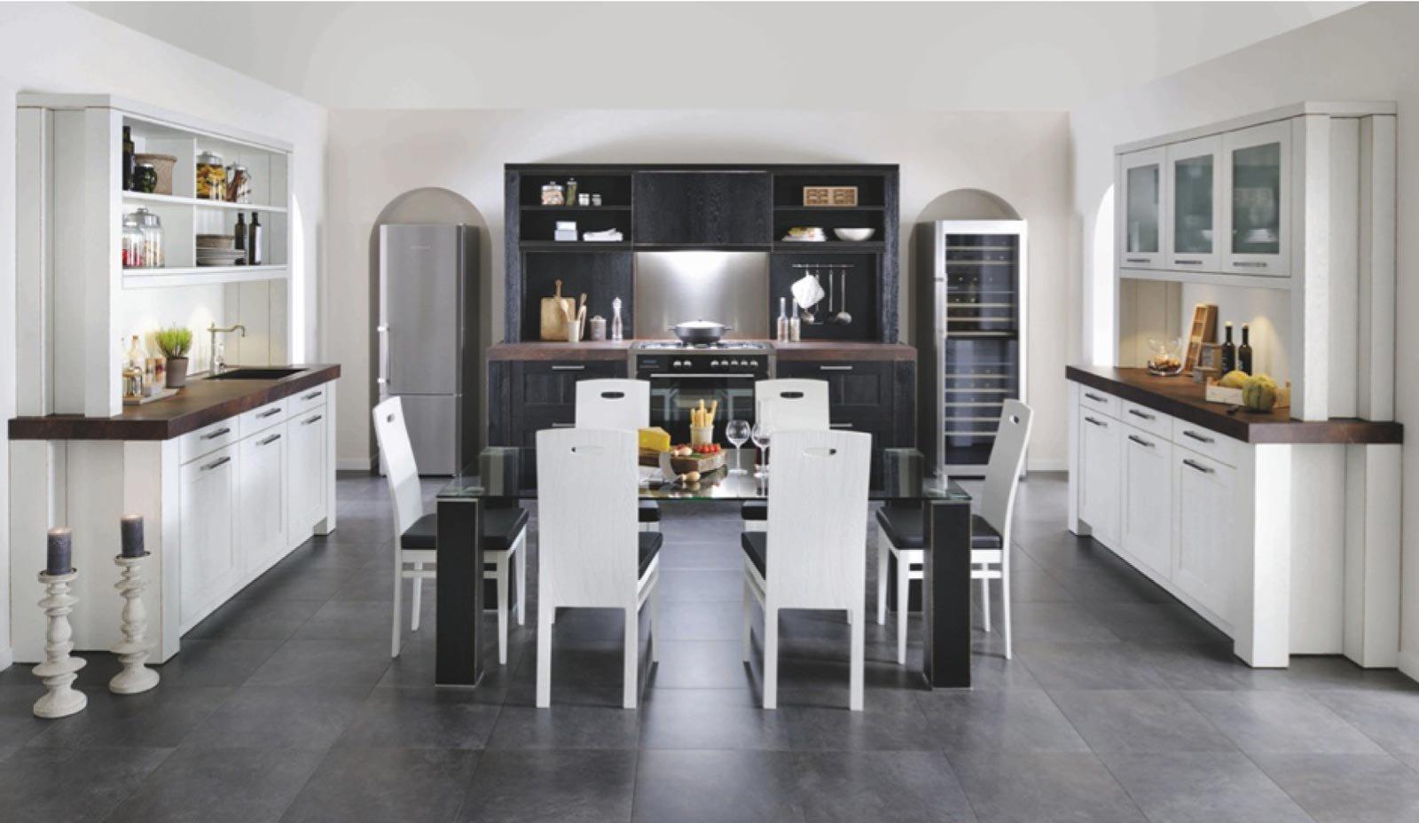 L 39 autenticit del legno per le cucine di schmidt cose di for Cucine schmidt
