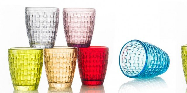 Bicchieri: quanti metterne e come disporli