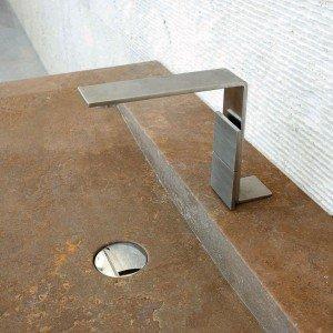 Miscelatore monocomando per il lavabo 5 MM di Treemme
