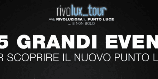 Rivolux tour: AVE presenta il punto luce di nuova generazione