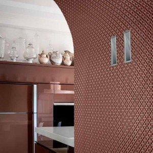 Mosaico Appiani texture corridoio, a Cersaie 2016