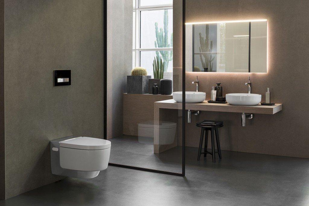 i water bidet di geberit a cersaie 2016 cose di casa. Black Bedroom Furniture Sets. Home Design Ideas