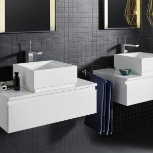 Grohe Eurocube Joy con lavabo