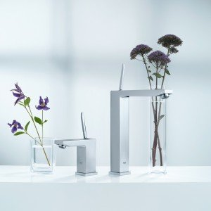 Grohe Eurocube Joy due miscelatori