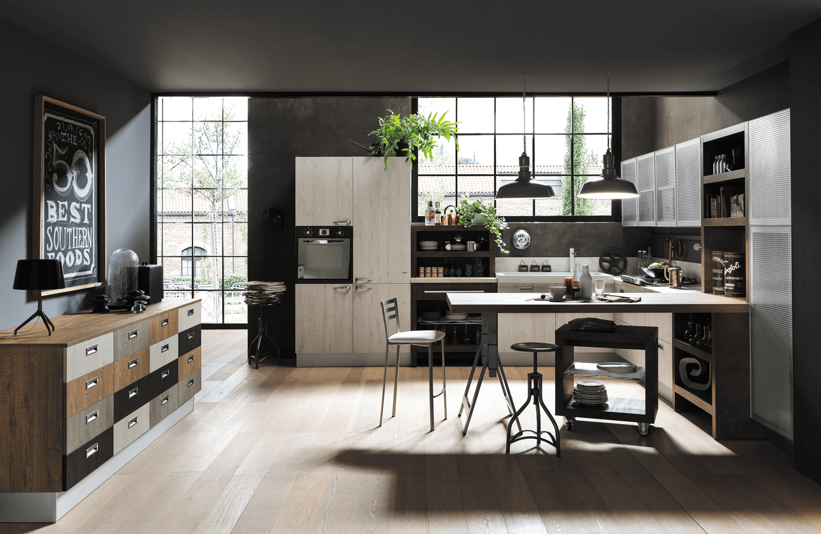 Awesome Cucine Stile Barocco Pictures - Ideas & Design 2017 ...