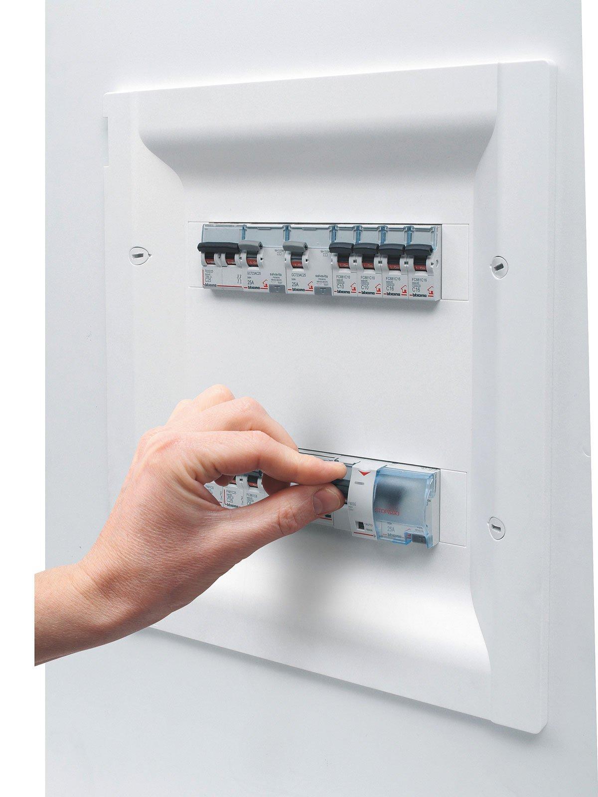 Altezza Quadro Elettrico Appartamento impianto elettrico a norma, quadro elettrico, salvavita