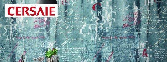 Gres porcellanato come carta da parati al Cersaie 2016