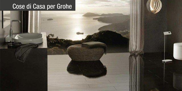 GROHE Sensia® Arena: la nuova shower toilet che cambia il rituale dell'igiene intima