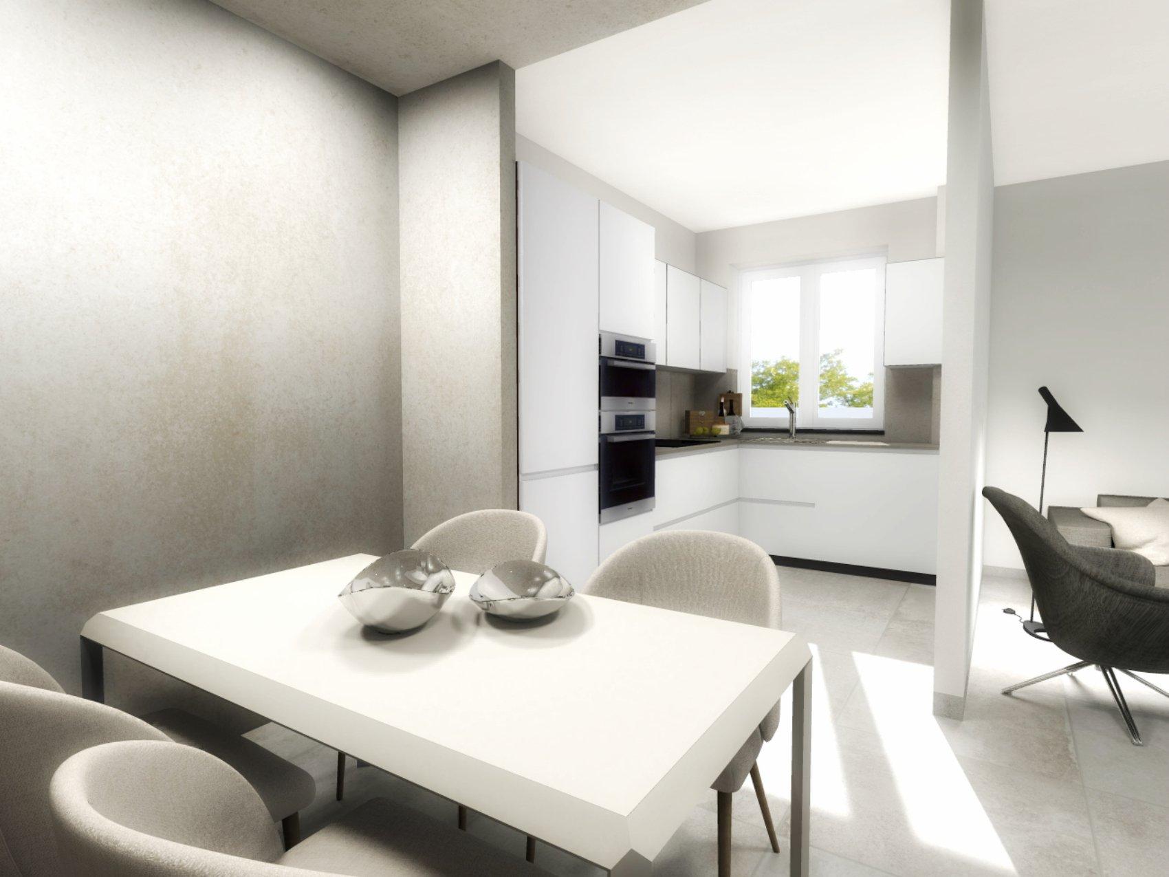 Cucina a vista o separata progetto in 3d cose di casa for Progetto 3d cucina