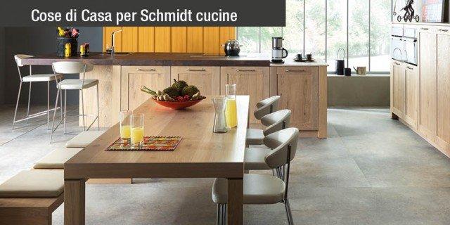 L\'autenticità del legno per le cucine di Schmidt - Cose di Casa