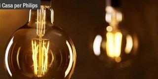 Philips LED Classic:la qualità del LED in veste vintage