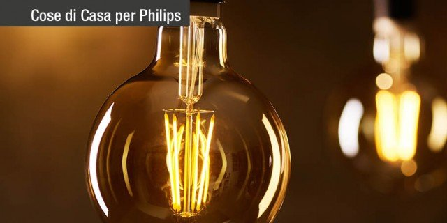 Philips LED Classic: la qualità del LED in veste vintage