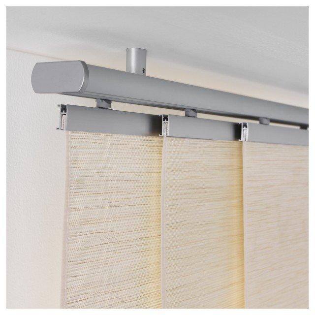 Kvartal di Ikea, sistema a sospensione per tende e pannelli