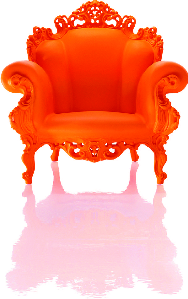 Poltrona Barocca In Plastica.La Poltrona In Stile Barocco Perfetta In Ambienti Moderni Classici