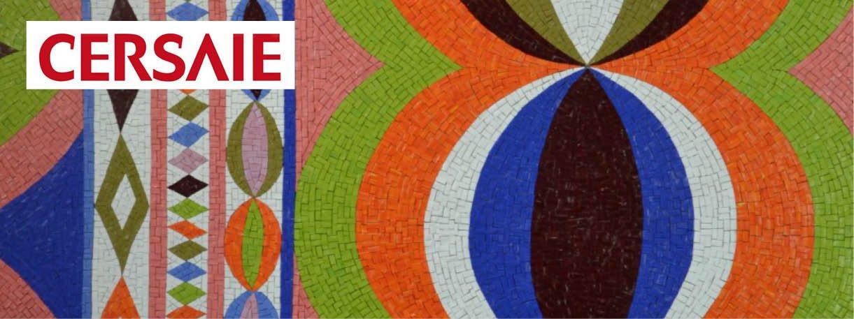 mosaico in mille sfaccettature a cersaie 2016 cose di casa. Black Bedroom Furniture Sets. Home Design Ideas