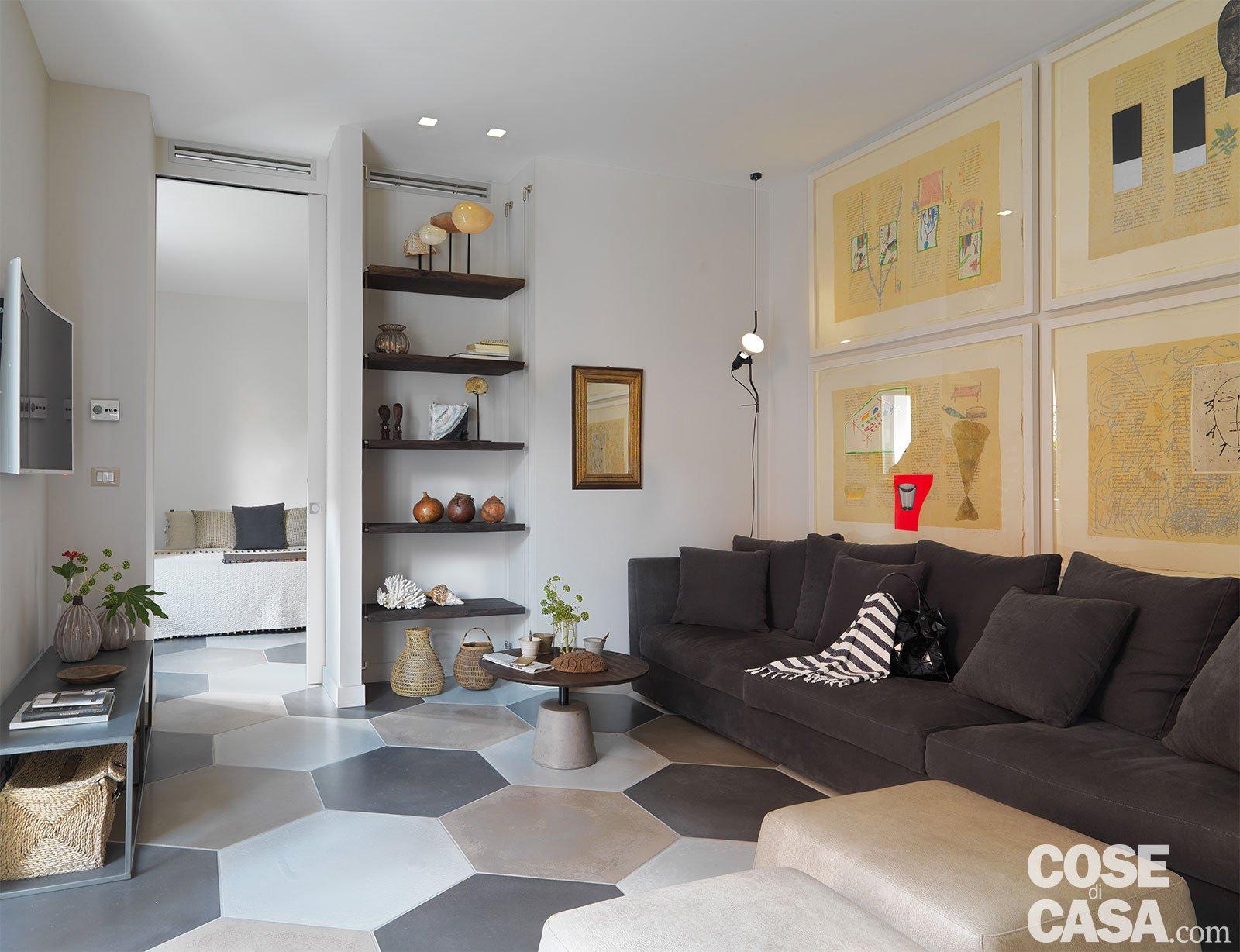 Casa al mare in 65 mq 2 camere 2 bagni e 2 cabine for Arredamento della casa con la a