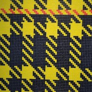 Albert Yellow di Bisazza, design Ferruccio Laviani