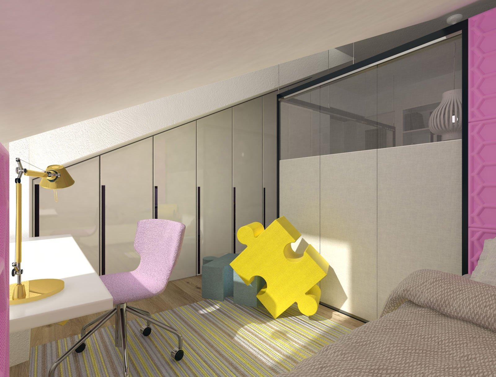 Pannelli Decorativi Per Camerette ricavare la cameretta nella camera matrimoniale - cose di casa