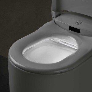 Una luce soffusa posta sul WC ti permette di orientarti al meglio di notte.