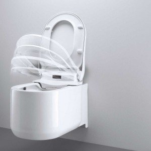 Apertura e chiusura automatiche del sedile: un sedile con uno speciale sensore riconosce la tua presenza e si apre automaticamente.