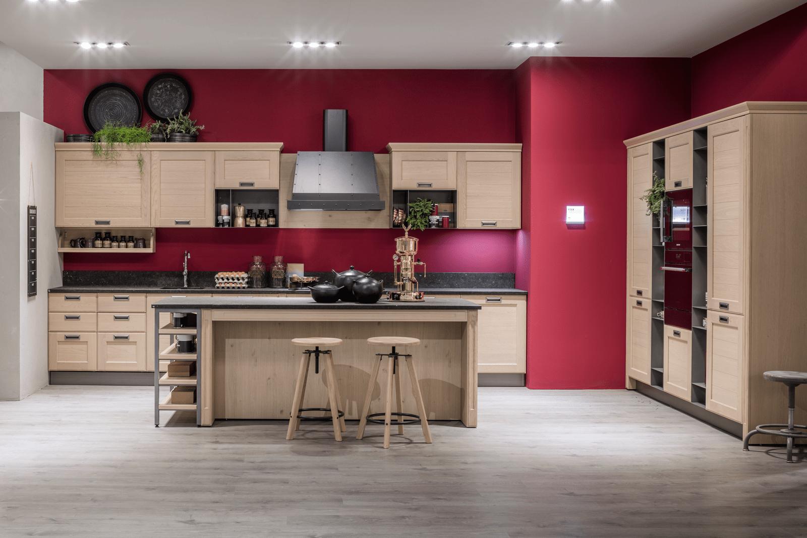 Cucina con l 39 isola il modello ideale a vista sul soggiorno cose di casa - Cucine stosa prezzi 2016 ...