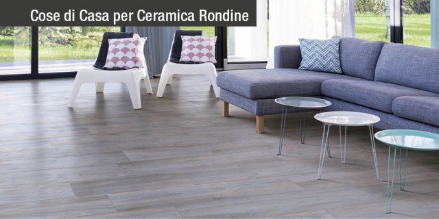 Ceramica Rondine: piastrelle in gres Made in Italy? Mai state così belle!