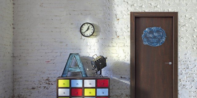 Porte interne a una sola anta - Cose di Casa