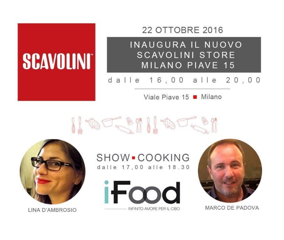Scavolini Store Milano - Cose di Casa