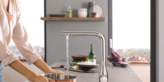 Miscelatori per la cucina per risparmiare acqua