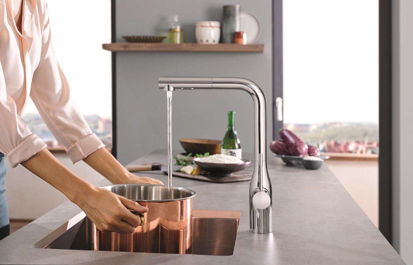 Rubinetti Da Cucina Prezzi. Simple Eurosmart New Miscelatore Product ...