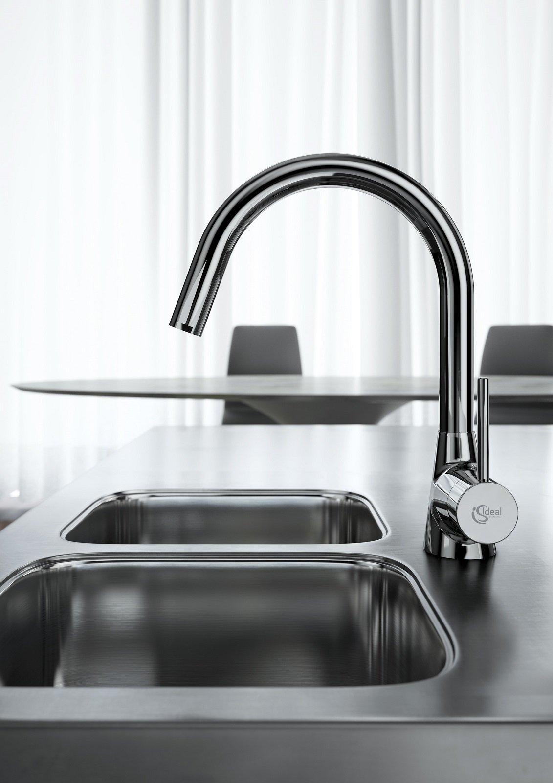 miscelatori per la cucina per risparmiare acqua - tapatalk - Miscelatori Cucina Grohe Prezzi